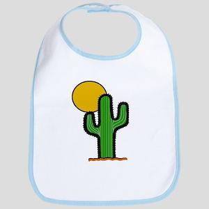 'Desert Cactus' Bib