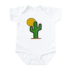 'Desert Cactus' Infant Bodysuit