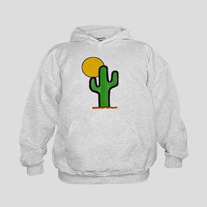 'Desert Cactus' Kids Hoodie