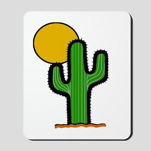 'Desert Cactus' Mousepad