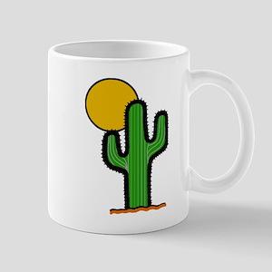'Desert Cactus' Mug
