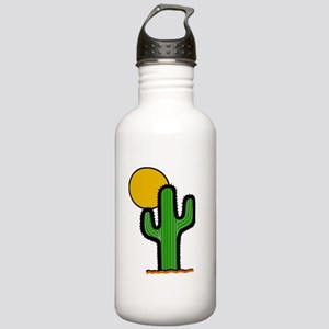 'Desert Cactus' Stainless Water Bottle 1.0L
