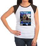 Halloween Witch Women's Cap Sleeve T-Shirt