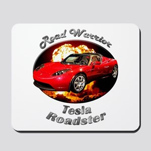 Tesla Roadster Mousepad