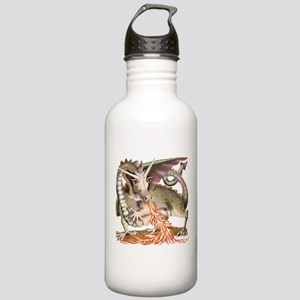 Fire Dragon Stainless Water Bottle 1.0L
