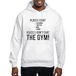 Everything i do i do it big Hooded Sweatshirt