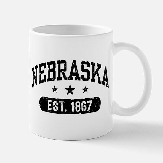Nebraska Est.1867 Mug