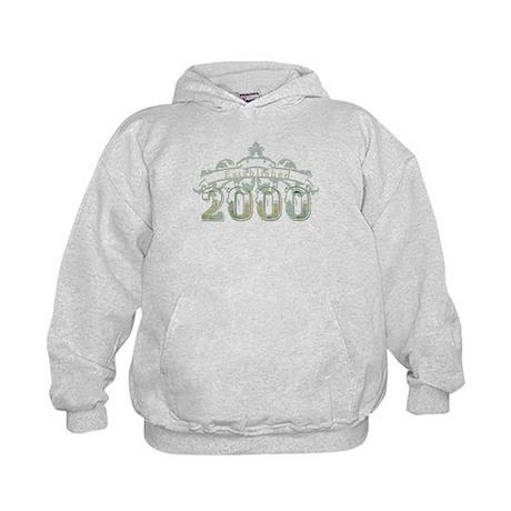 Established in 2000 Kids Hoodie