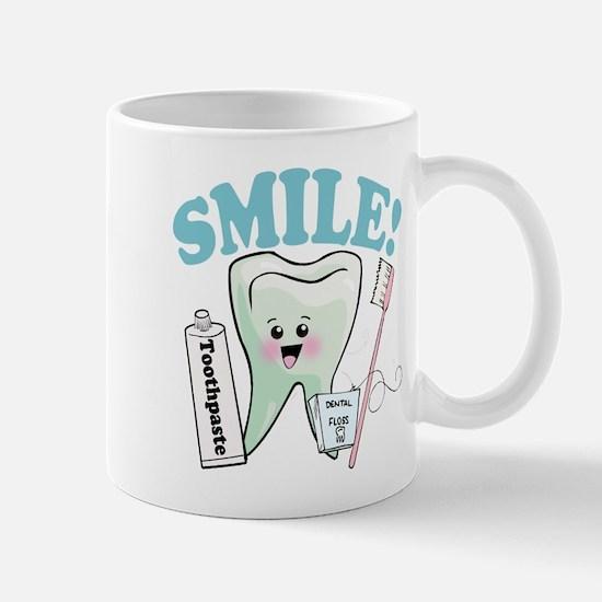 Dentist Dental Hygienist Teeth Mug