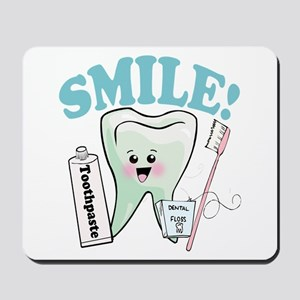Dentist Dental Hygienist Teeth Mousepad
