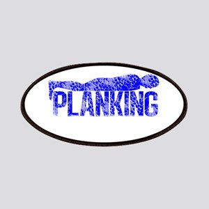 Blue, Planking Patches