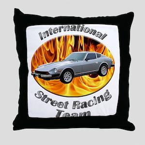 Datsun 280Z Throw Pillow