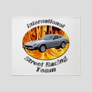 Datsun 280Z Throw Blanket
