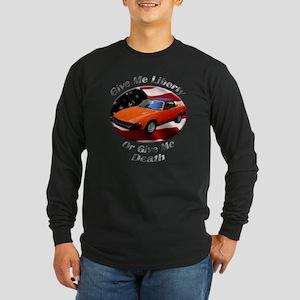 Triumph TR7 Long Sleeve Dark T-Shirt