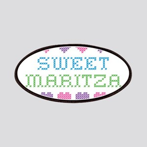 Sweet MARITZA Patches