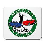 Masters Miata Club Mousepad