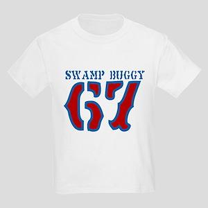 SWAMP BUGGY Kids T-Shirt