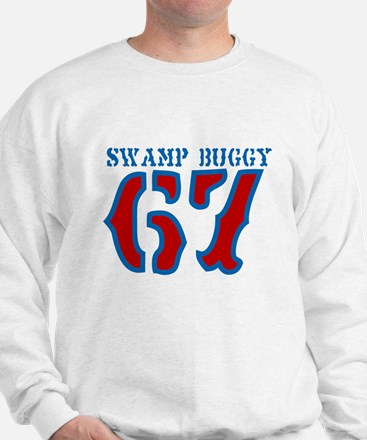 SWAMP BUGGY Sweatshirt