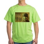 Chicken Feed Green T-Shirt
