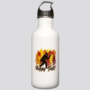 Happy Fall Bigfoot Sasquatch Yetti Stainless Water