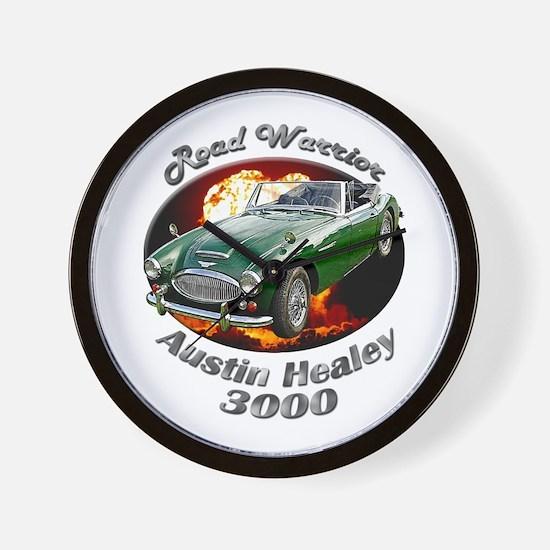 Austin Healey 3000 Wall Clock