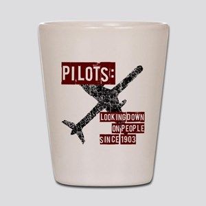 Pilots, Funny Shot Glass