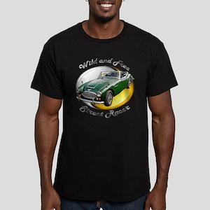 Austin Healey 3000 Men's Fitted T-Shirt (dark)