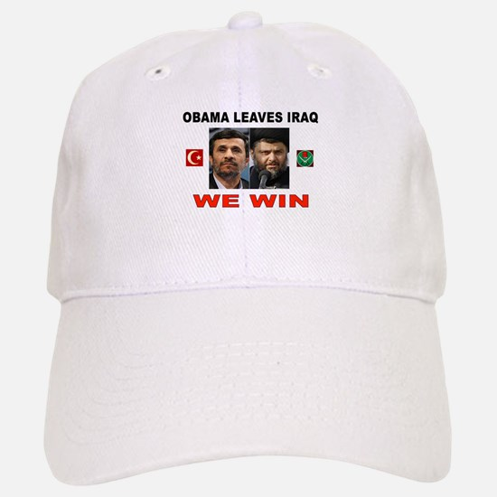 OBAMA DISASTER Baseball Baseball Cap