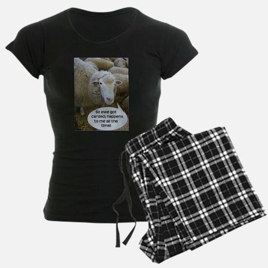 Carded, eh? Pajamas