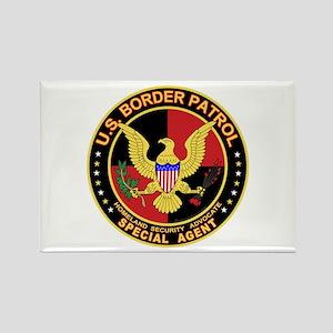 CTU US Border Patrol SpAgent Rectangle Magnet (10