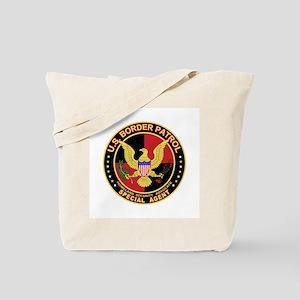 CTU US Border Patrol SpAgent  Tote Bag