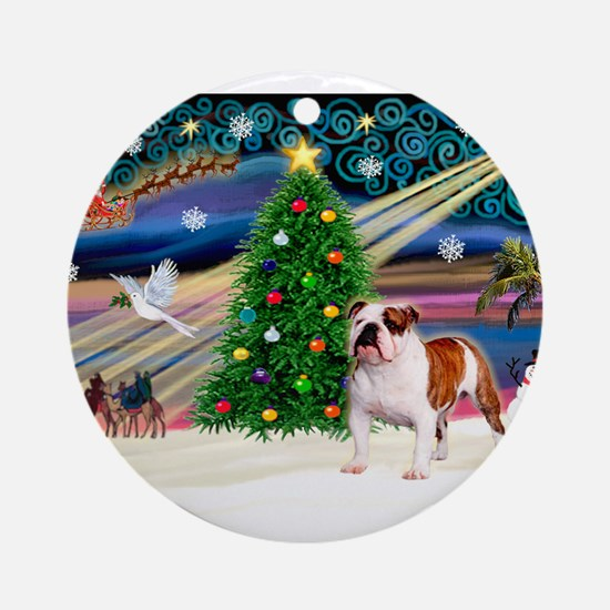 Xmas Magic & EBD Ornament (Round)