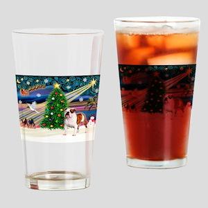 Xmas Magic & EBD Drinking Glass