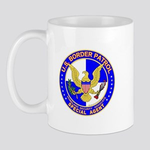 CTU US Border Patrol SpAgent  Mug