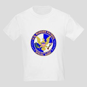 CTU US Border Patrol SpAgent Kids T-Shirt