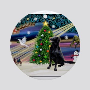 Xmas Magic & FCR Ornament (Round)