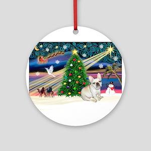 Xmas Magic & FBD Ornament (Round)