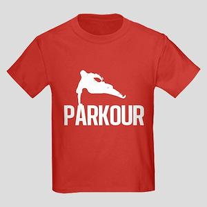 Parkour Kids Dark T-Shirt