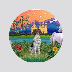"Fantasy Land / German SH Poin 3.5"" Button"