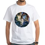 Queen of the Gnomes White T-Shirt