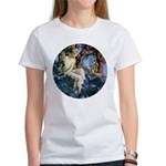 Queen of the Gnomes Women's T-Shirt