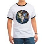 Queen of the Gnomes Ringer T