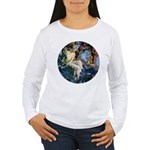 Queen of the Gnomes Women's Long Sleeve T-Shirt
