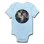 Queen of the Gnomes Infant Bodysuit
