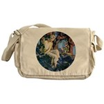 Queen of the Gnomes Messenger Bag