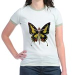 Queen of the Fairies Jr. Ringer T-Shirt