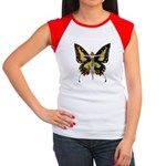 Queen of the Fairies Women's Cap Sleeve T-Shirt