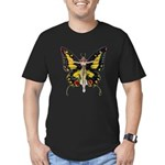 Queen of the Fairies Men's Fitted T-Shirt (dark)