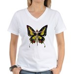 Queen of the Fairies Women's V-Neck T-Shirt