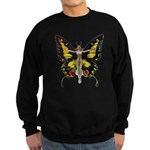 Queen of the Fairies Sweatshirt (dark)